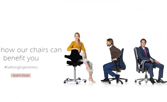 HALLNING web banner - how our chairs can benefit you