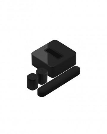 HALLNING SOUND - SONOS 5.1 BLACK