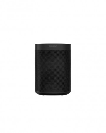 HALLNING SOUND - SONOS ONE - SL - BLACK - FRONT
