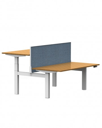 HALLNING - BENCH ADJUSTABLE DESK pro