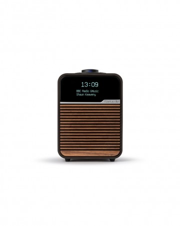 HALLNING SOUND - RUARK R1 MK4-ESPRESSO-FRONT