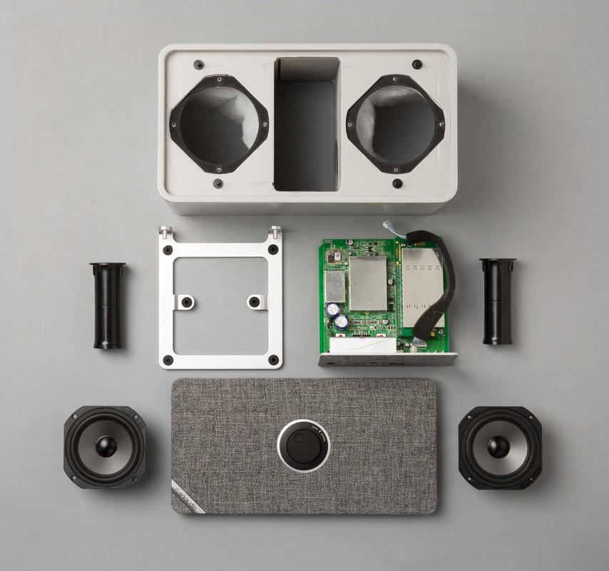 HALLNING SOUND - RUARK MRX - Inside tech